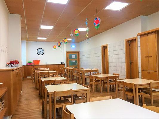Speisesaal Innsbruck  - Private Kinderbetreuung TSD