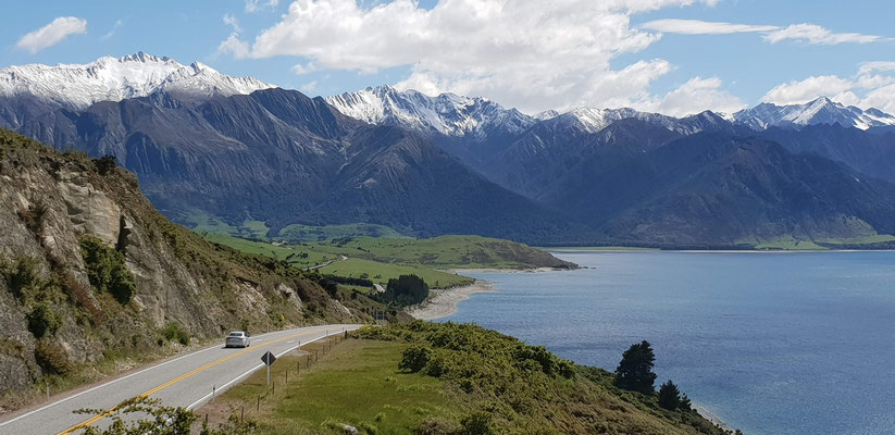 Lake Hawea - South Island