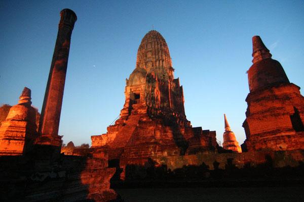 Wat Ratburana - Ayutthaya