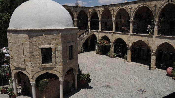 Büyük Han - North Nicosia Old Town (Lefkosa)