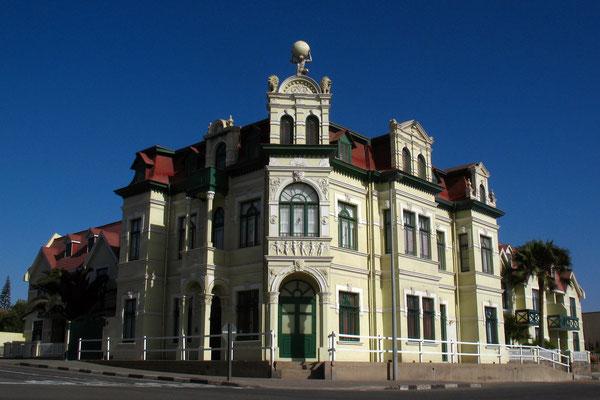Hohenzollern Building - Swakopmund