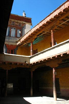 Lamayuru Gompa - Ladakh