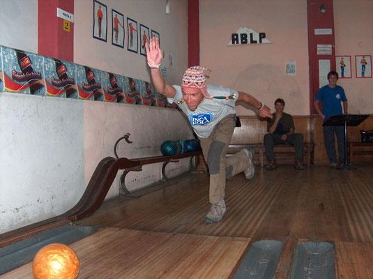 Bowling - La Paz