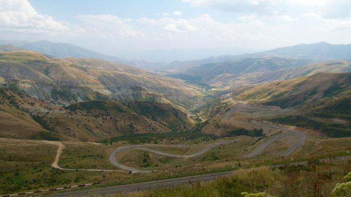 Selim Gorge - Armenia