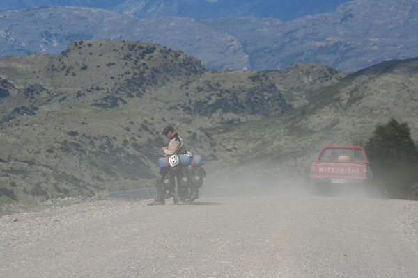 Dusty Carretera Austral