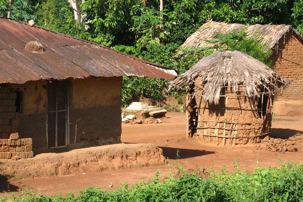 Roadside village - Mbale Province