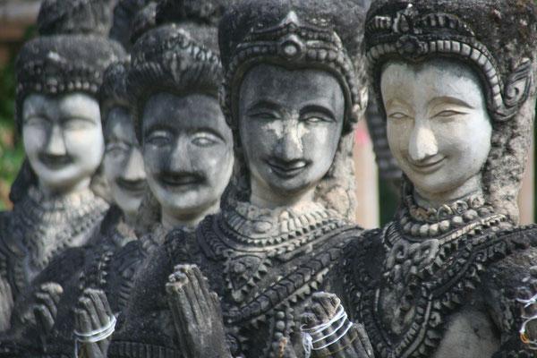 Sala Kaew Ku Sculpture Park - Nong Khai