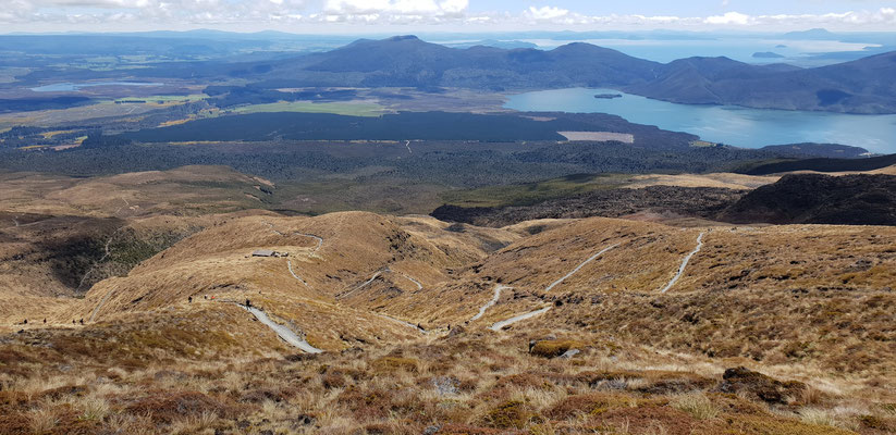 Tongariro Alpine Crossing - North Island