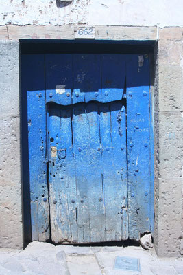 Doorway - Cuzco