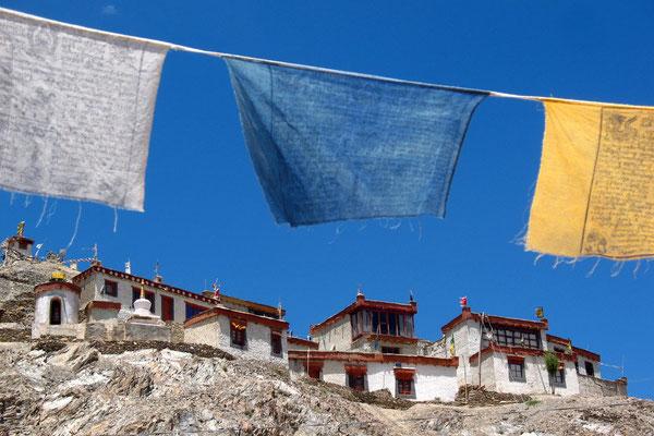 Tibetan houses - Lamayuru - Ladakh