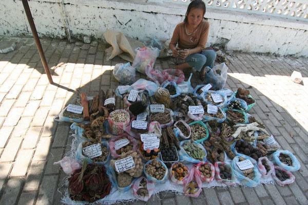 Talat Sao Market - Vientiane
