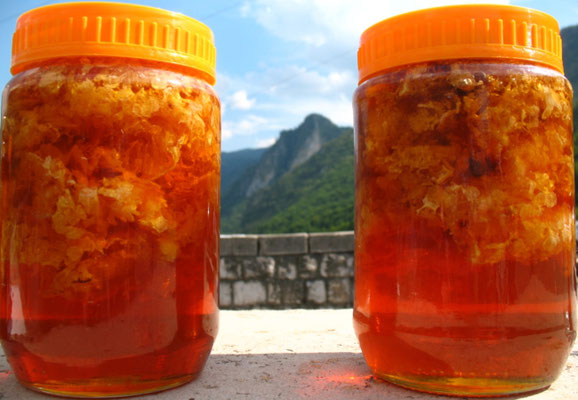 Honey for sale - Tara Valley - Montenegro