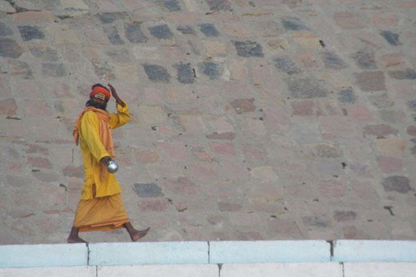 Sadhu - Varanasi - Uttar Pradesh