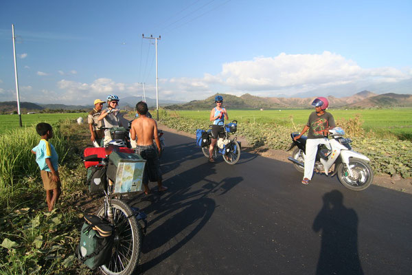 Cycling Western Flores - East of Labuhanbajo