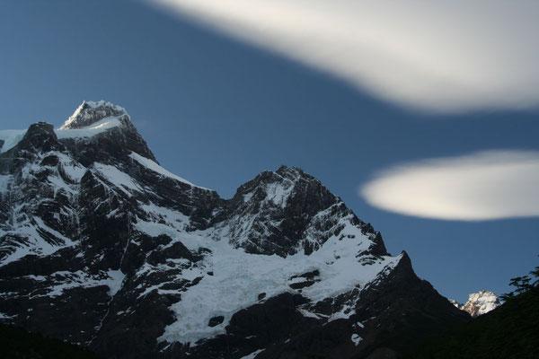 Mount Paine Grande - Torres del Paine National Park