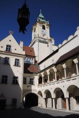 Bratislava Old Town - Slovakia