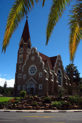 The Christuskirche - Windhoek