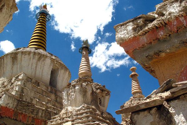 Lamayuru Gompa - Lamayuru - Ladakh