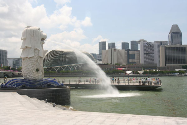 Harbourfront - Port of Singapore
