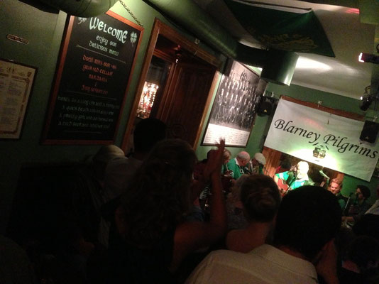 Concert and beers at O´Connell Irish Pub - Stockholm - Sweden