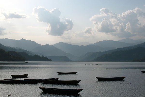 Phewa Tal Lake - Pokhara