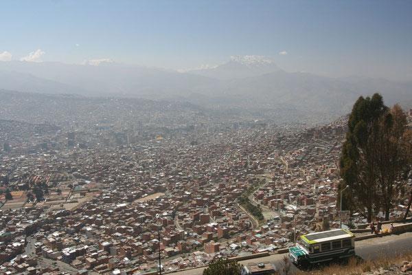 La Paz - Western Bolivia