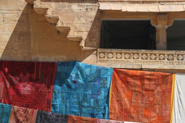 Textiles - Jaisalmer Fort - Rajasthan