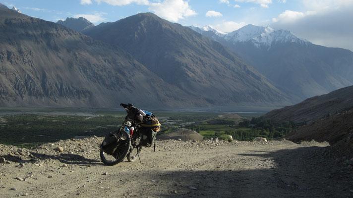 Wakhan Valley - Hindukush Range - Tajikistan and Afghanistan