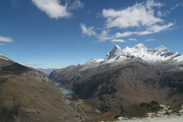 Llanganuco Valley - Cordillera Blanca