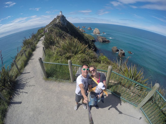 Nugget Point - South Island
