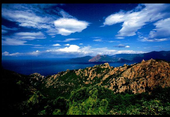 Near Piana - Western Corsica