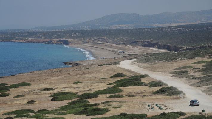 Akamas Peninsula - Western Cyprus