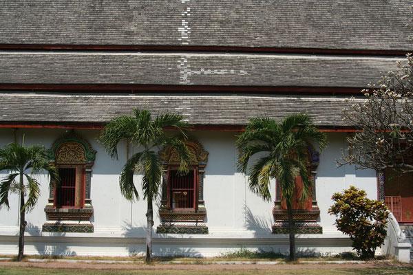 Wat Chiang Yuen Monastery - Chiang Mai