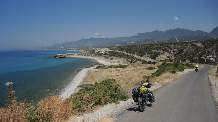 North Coast - Turkish Republic of Northern Cyprus