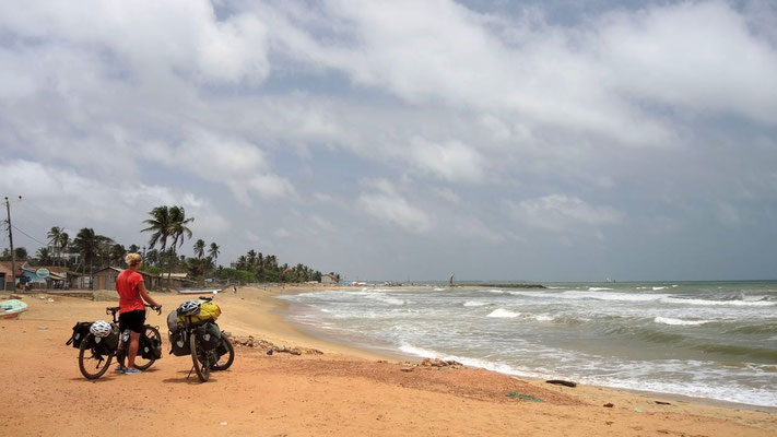 North of Negombo - West Coast