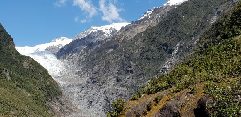 Franz Josef Glacier - Southern Alps - South Island