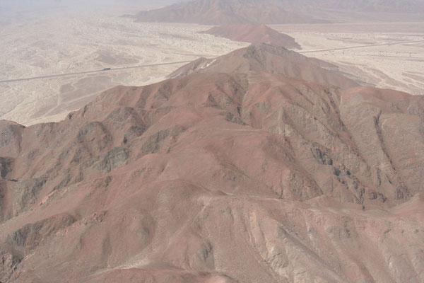 Panamericana - Near Nazca