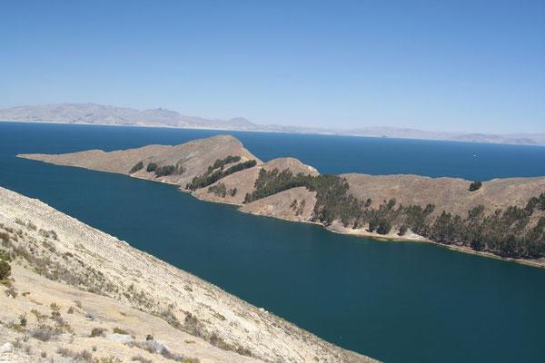 Isla del Sol - Lago Titicaca