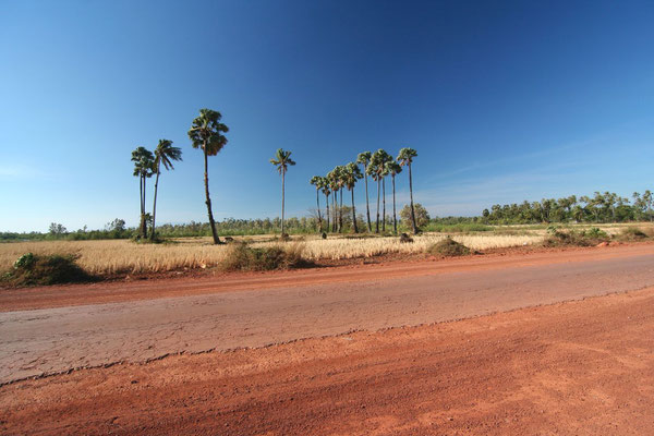 Road to Kampot - Southern Cambodia