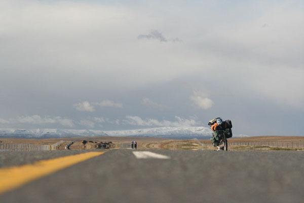 Cycling Ruta 40 - Southern Santa Cruz Province