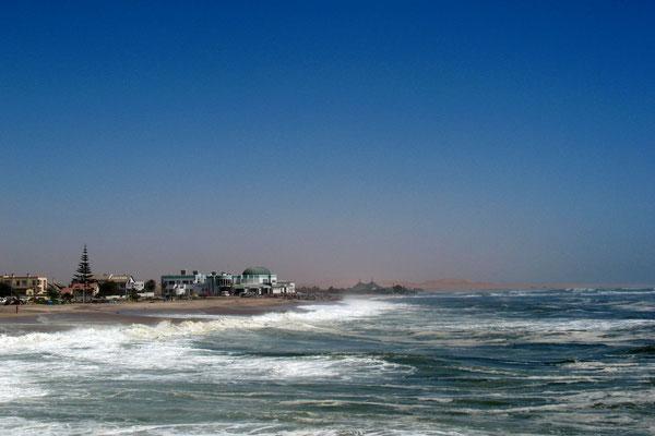 Swakopmund - Atlantic Ocean