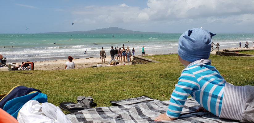 Takapuna Beach - Auckland - North Island