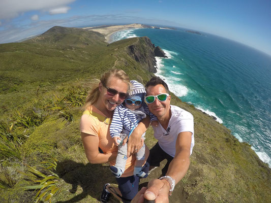 Cape Reinga - North Island