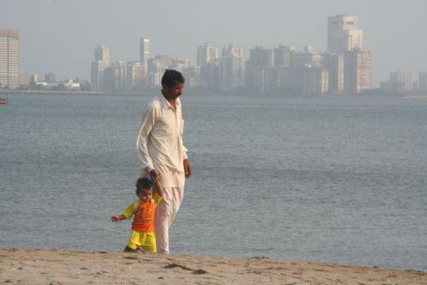 Chowpatty Beach - Mumbai - Maharashtra