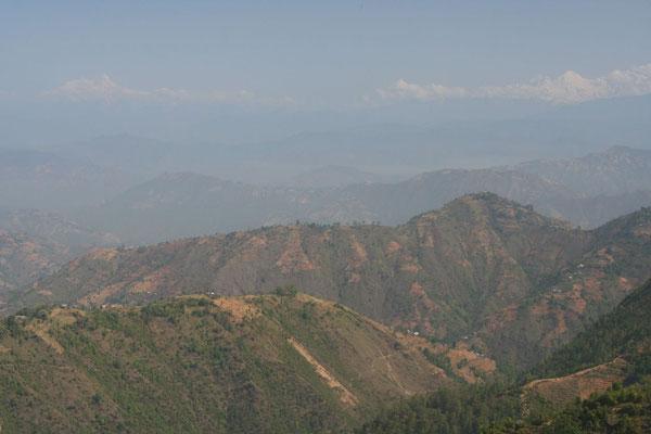 Heading for Kathmandu