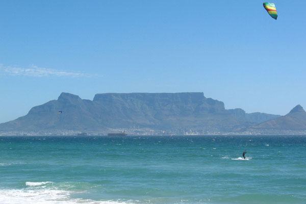 Table Mountain - View from Blouberg Beach