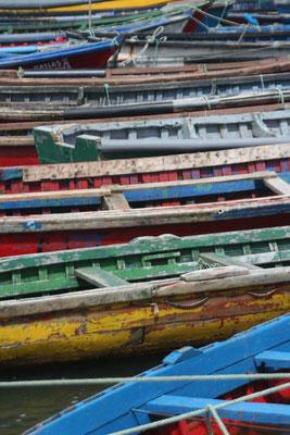 Fishing boats - Puerto Natales