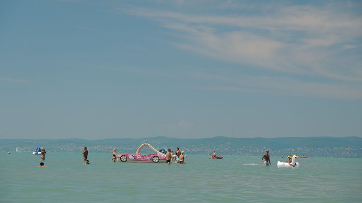 Siofok - Lake Balaton - Hungary