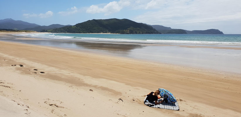 Otama Beach - Coromandel Peninsula - North Island