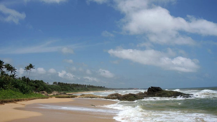 Bentota Beach - Sri Lanka West Coast